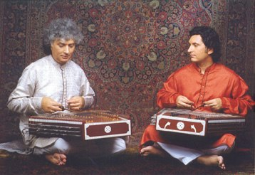 father and son santoor duet